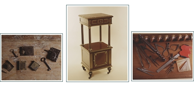 WJ Cook and Sons - cabinet making